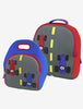 Dabbawalla Insulated Lunch Bag and Preschool Backpack Set