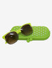 Fun Fashion Sunglasses & Matching Polka Dot Case