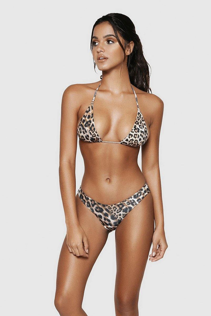 MANHATTAN BOTTOMS LEOPARD