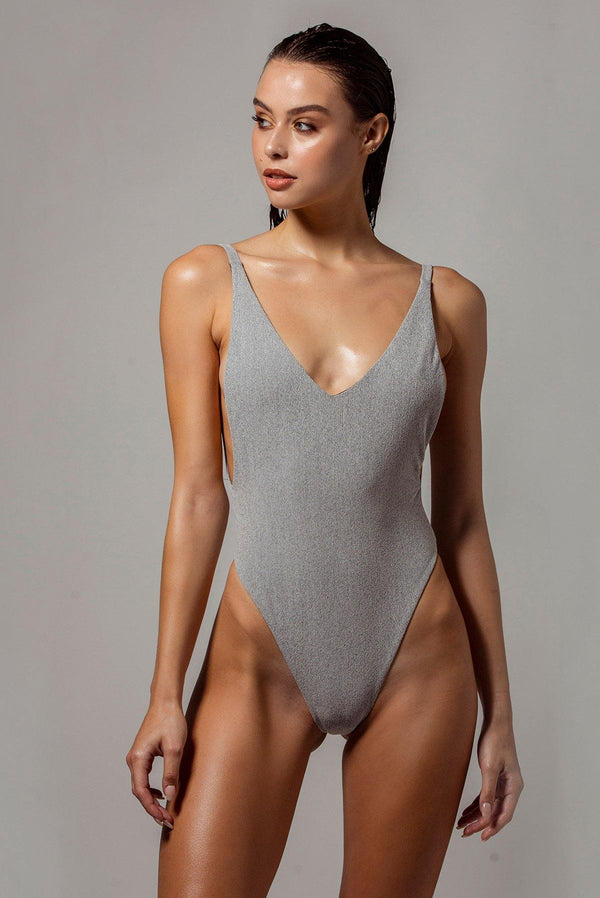 THE HYPE ONE PIECE GREY