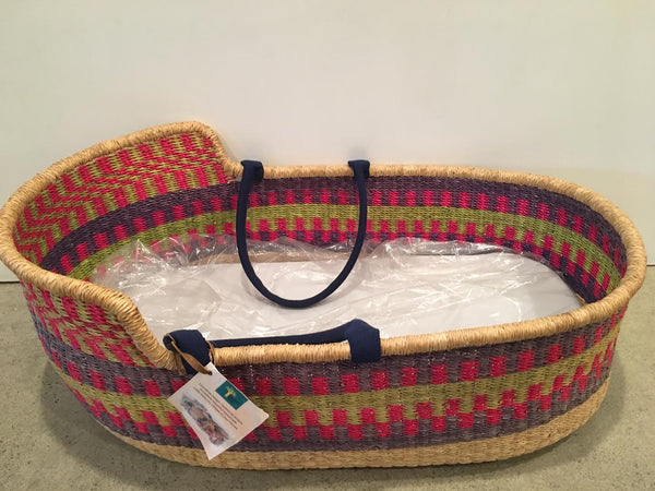 Dua Designs- Moses Basket