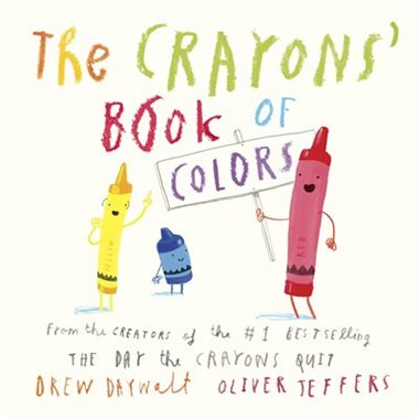 Book- The Crayons' Book of Colors
