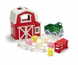 Green Toys- Farm Playset