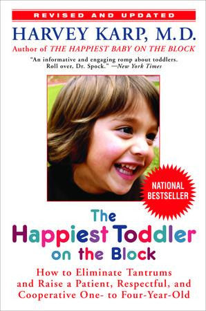 Book- The Happiest Toddler on the Block- Harvey Karp