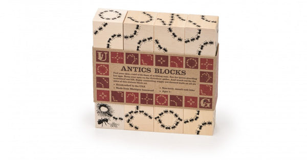 Uncle Goose- Antics Ant Block Set