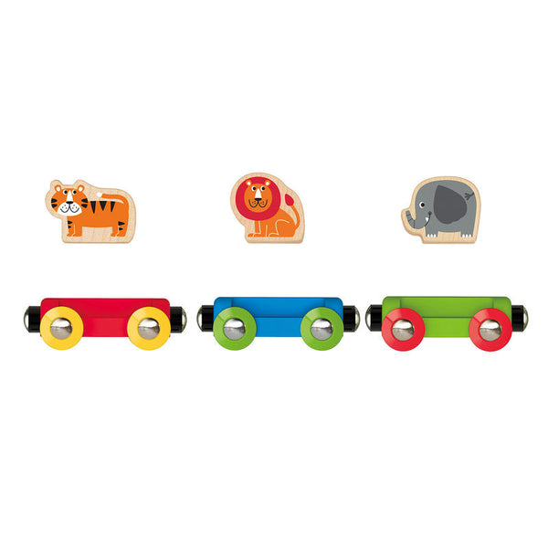Hape- Jungle Journey train