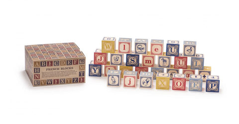 Uncle Goose- French ABC Blocks