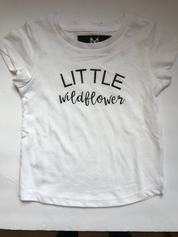 *Modern Mini's Apparel - Little Wildflower