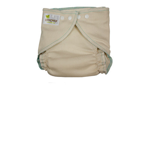OsoCozy- Fitted Organic Diaper