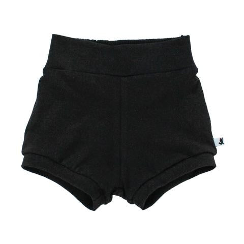 Little and Lively- High-waisted Shorties