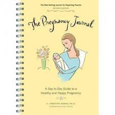 Book - The Pregnancy Journal - A. Christine Harris