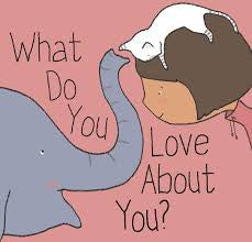 Book - What Do You Love About You? - Karen Lechelt