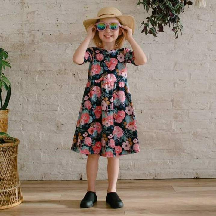 Little and Lively - Daphne Dress