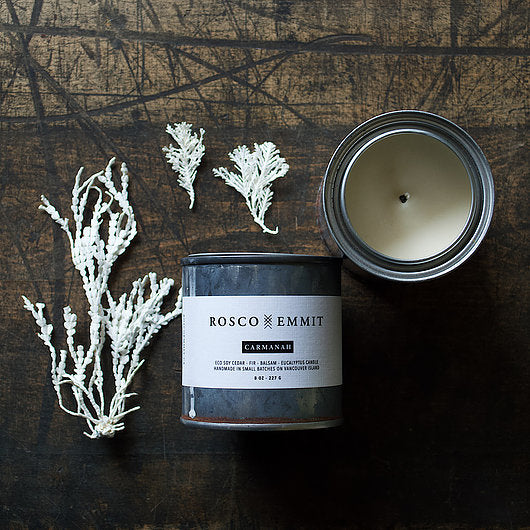 Rosco Emmit - Soy Candle