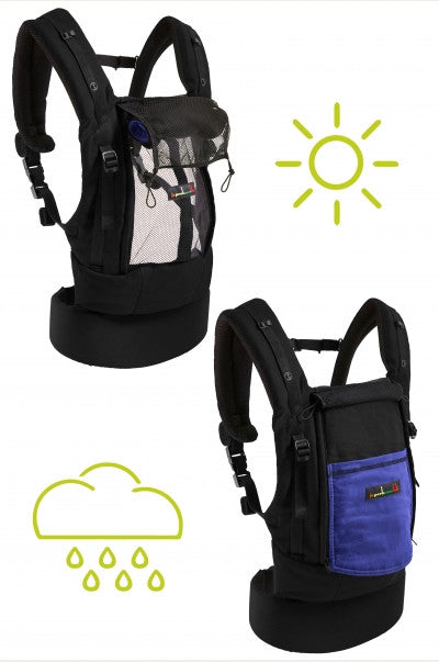 Je Porte Mon Bebe PhysioCarrier The Nurture Collective - Porte bebe physiocarrier