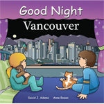 Board Book- Goodnight Vancouver