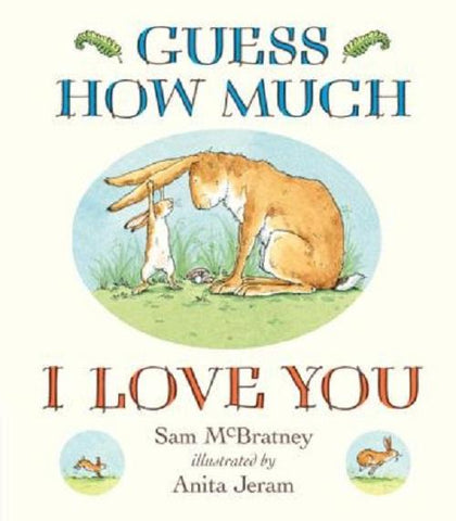 Book- Guess How Much I Love You