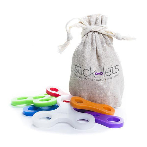 Sticklets- Hexa Fort Kit