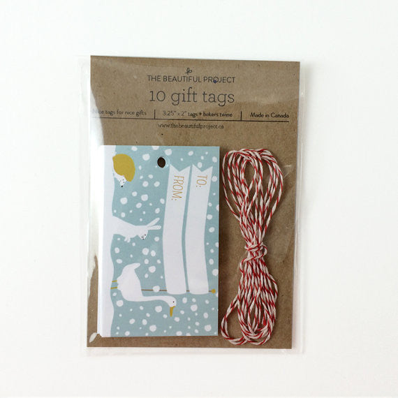 Beautiful Project- Gift Tags