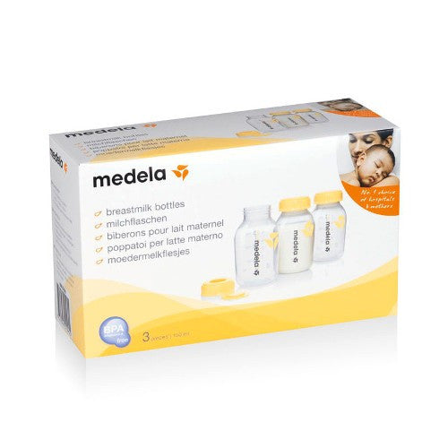 Medela- Breastmilk bottle