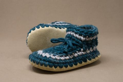 Padraig Cottage- Youth Slippers