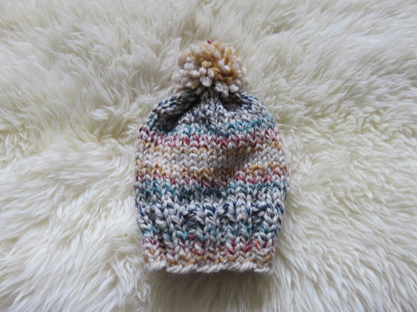 Prairie West Designs- Wool Toque