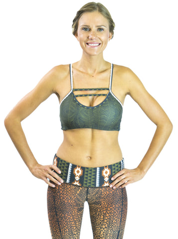 Willow Bra Top Serrano