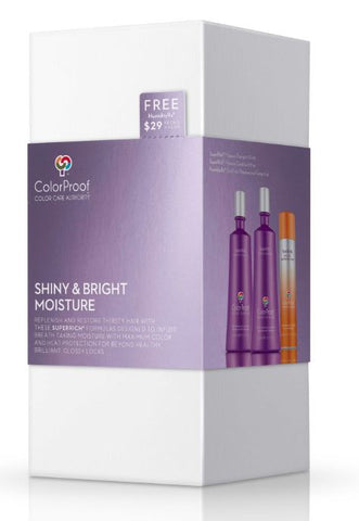 SuperRich™ Shiny & Bright Moisture 3 product Kit