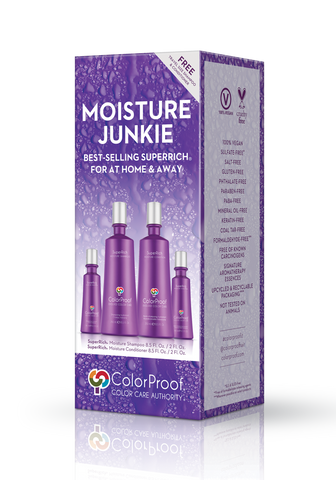 Moisture Junkie 4 product kit