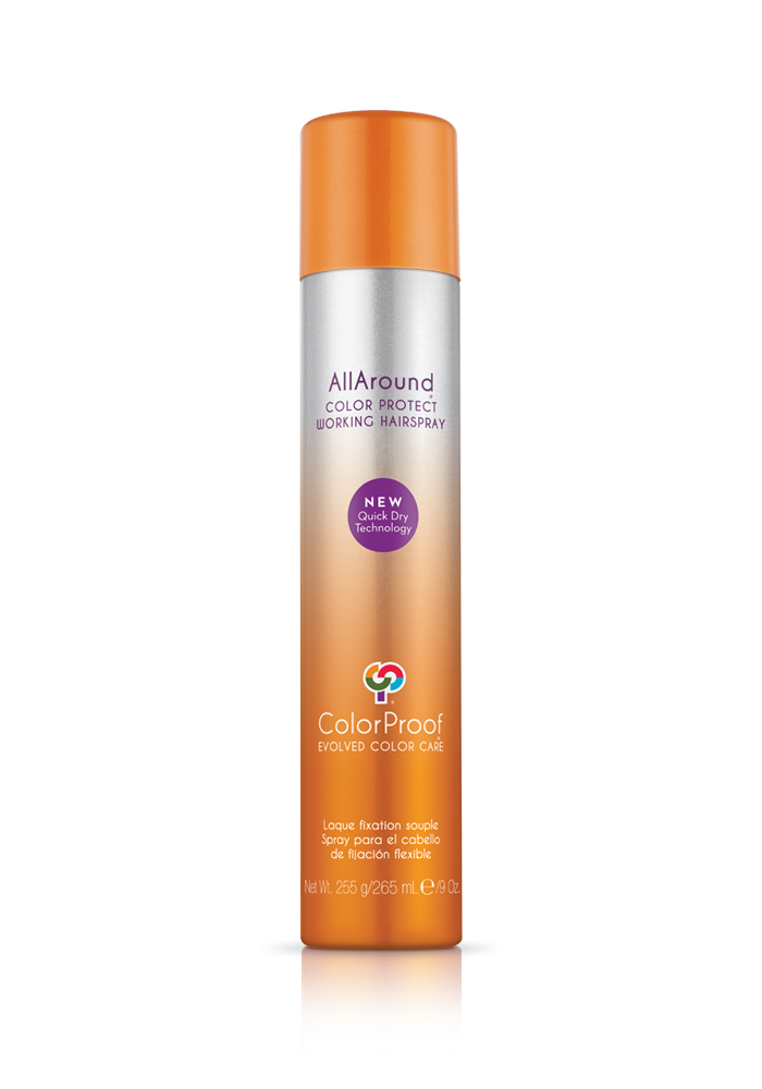 AllAround™ Color Protect Working Hairspray 9oz.