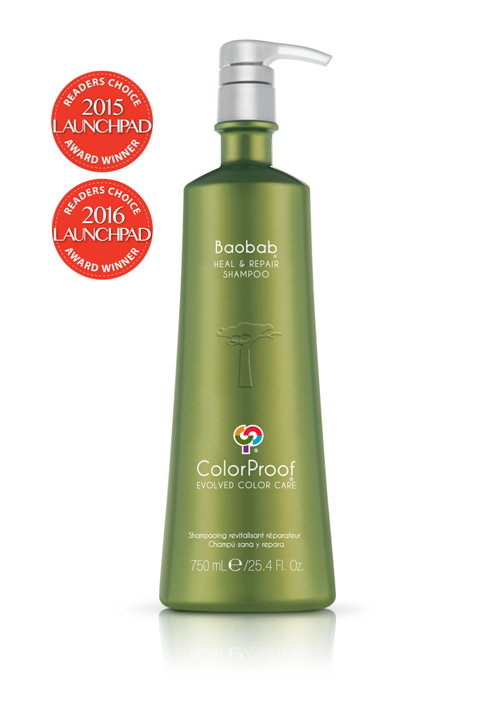 Baobab Heal & Repair® Shampoo 25.4 oz.
