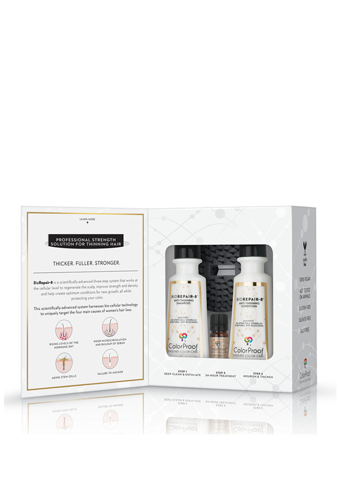 BioRepair-8® Anti-Aging Scalp & Hair Therapy Try Me Kit