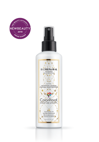 BioRepair-8® Thickening Blow Dry Spray