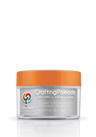 CraftingPomade™ Texture + Hold + Shine