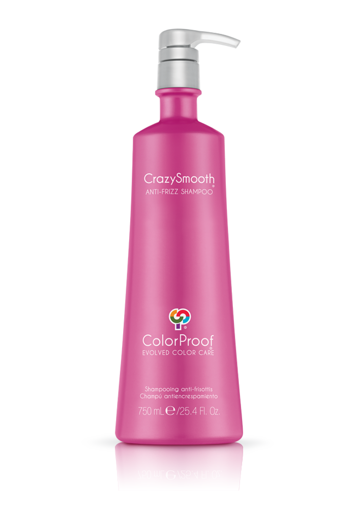 CrazySmooth® Anti-Frizz Shampoo 25.4 oz.