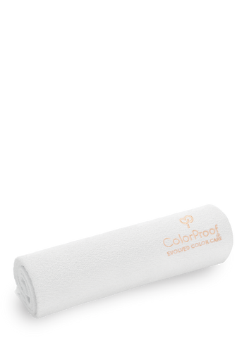 MicroFiber White Towel