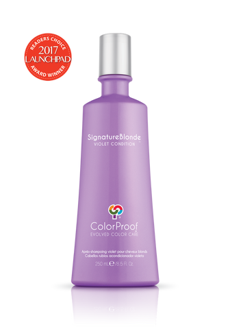 SignatureBlonde® Violet Condition