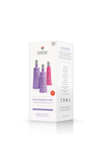 SignatureBlonde® Transformation Kit