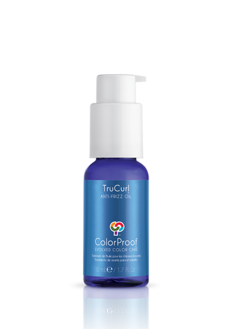 TruCurl® Anti-Frizz Oil