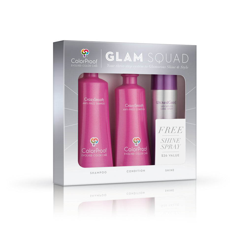 CrazySmooth® Glam Squad Kit