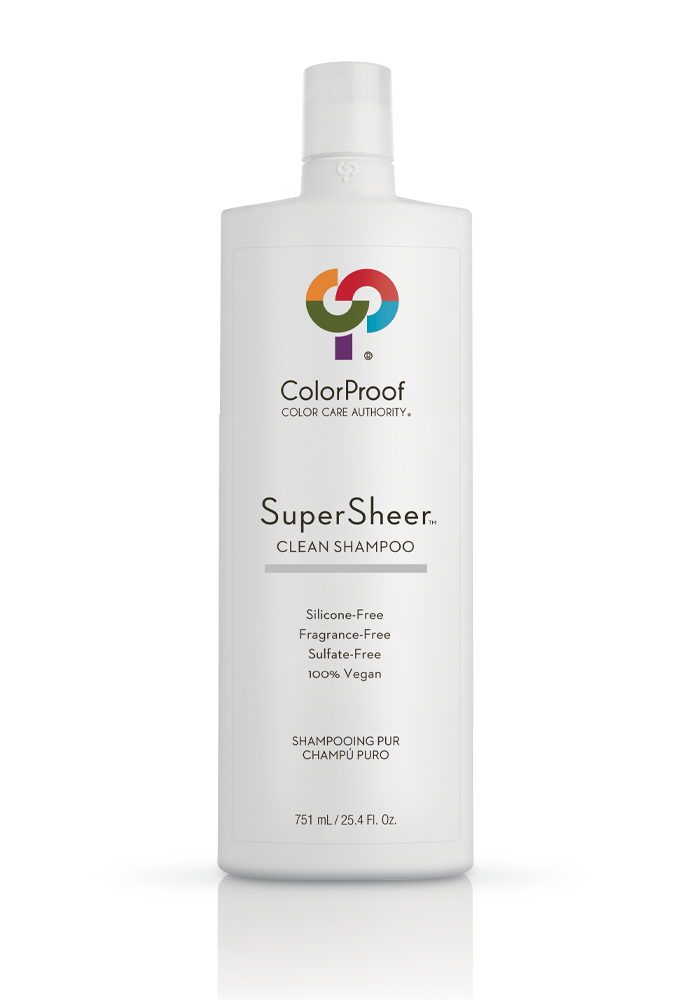 SuperSheer™ Clean Shampoo 25.4 oz