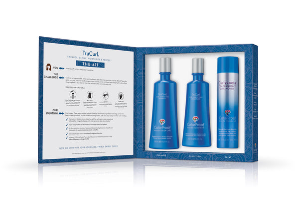 TruCurl® Curl Therapy Kit