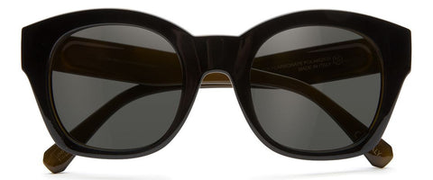 Champagne Coast Black Tort Polarized