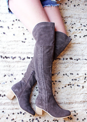 Muse Over the Knee Boot