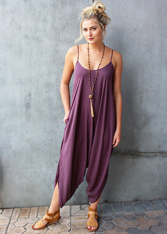 Harem Jumpsuit Pants