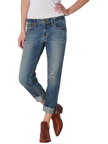 Axl Crop Girlfriend Jean
