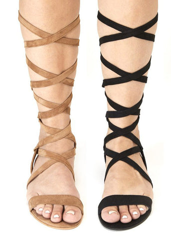 matisse zepher gladiator sandals