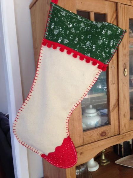 Large Christmas Stocking
