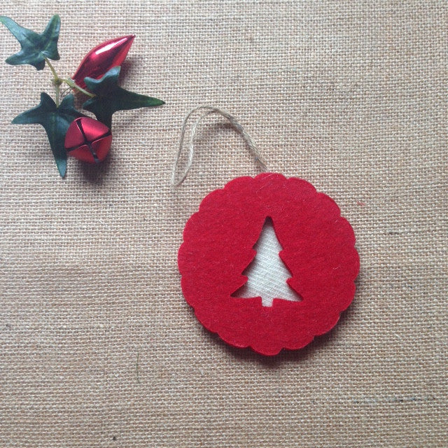 Handmade Felt Decoration