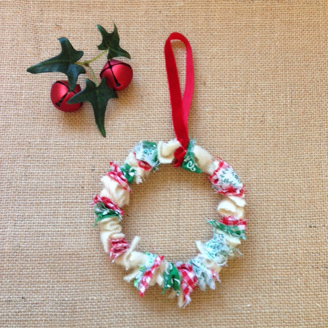 Cloth Wreath